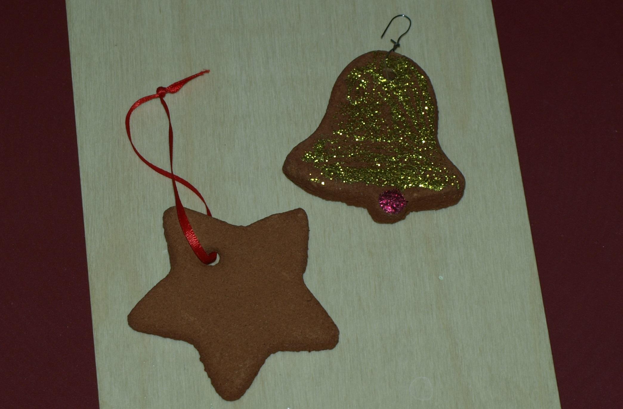 Cinnamon ornaments - Virtually Montessori