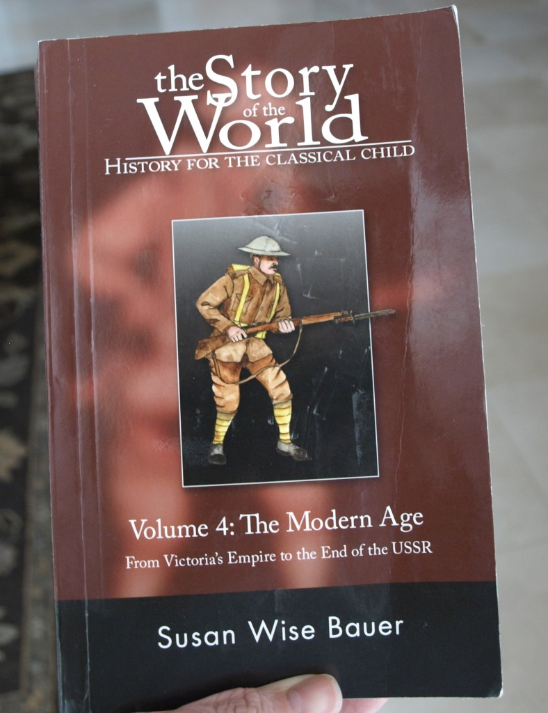 The Story of the World, volume 4