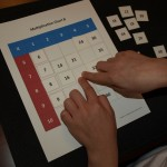 Hands on multiplication charts