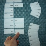 Suffixes Card Sort Activity